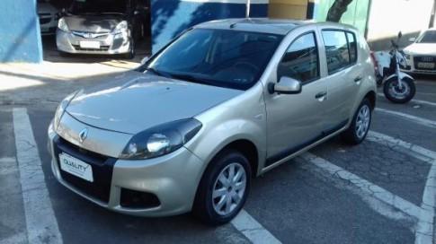 2012 Renault SANDERO Expression Hi-Flex 1.6 8V 5p 2012