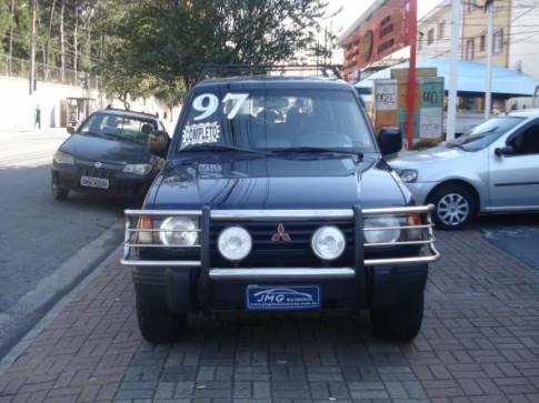 1997 Mitsubishi Pajero GLX 3.0 V6 4p Mec 1997