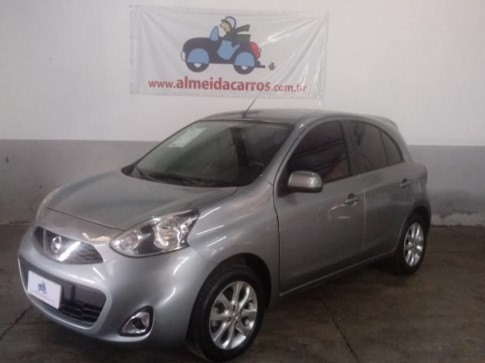 2015 NISSAN MARCH 1.0 16V 5P