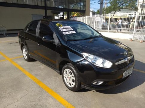 2015 Fiat Grand Siena ATTRAC. 1.4 EVO F.Flex 8V 2015