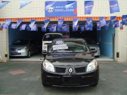 2009 Renault SANDERO Expression Hi-Flex 1.0 16V 5p 2009
