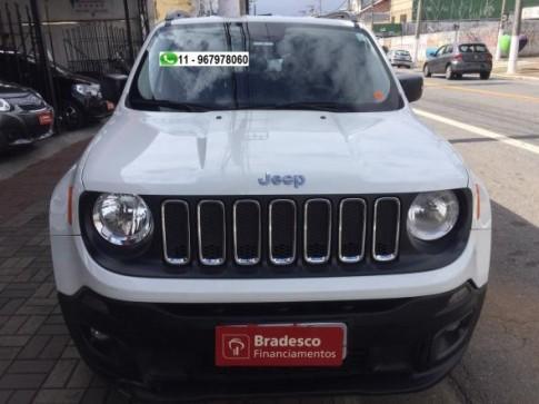 2016 Jeep Renegade Sport 1.8 4x2 Flex 16V Aut. 2016