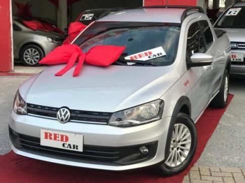 2016 Volkswagen Saveiro Rock in Rio 1.6 Total Flex 8V CD 2016