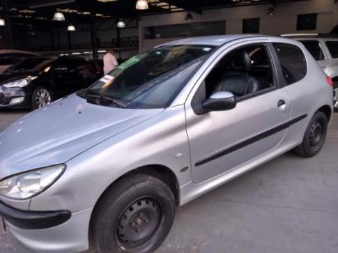 2000 Peugeot 206 Soleil 1.6 3p 2000