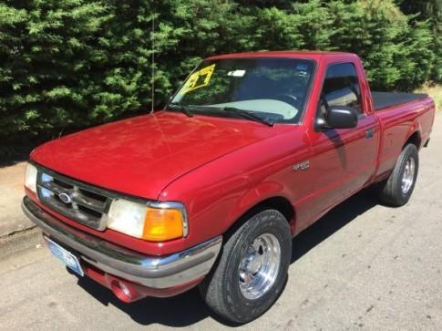 1997 Ford Ranger XLT 4.0 4x2 CS 1997
