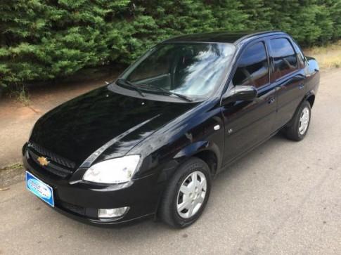 2012 Chevrolet Classic LifeLS 1.0 VHC FlexP. 4p 2012