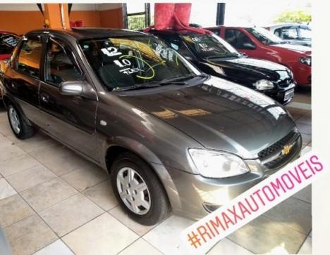 2012 Chevrolet Corsa Sed. Premium 1.4 8V ECONOFLEX 4p 2012