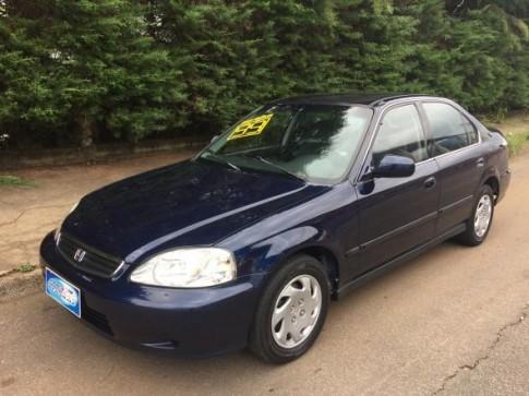1999 Honda Civic Sedan LX 1.6 16V Aut. 4p 1999