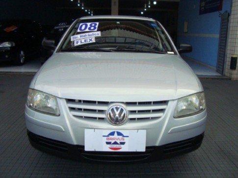 2008 Volkswagen Gol City (Trend) 1.0 Mi Total Flex 8V 4p 2008