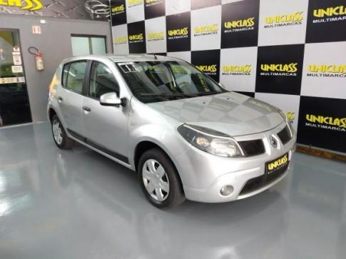 2011 Renault SANDERO Expression Hi-Flex 1.6 8V 5p 2011