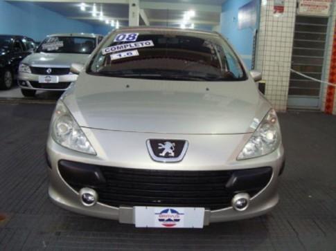 2008 Peugeot 307 Sed. Presence 1.6 Flex 16V 4p 2008