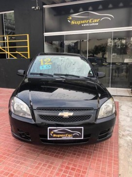 2012 Chevrolet Celta Life LS 1.0 MPFI 8V FlexPower 5p 2012
