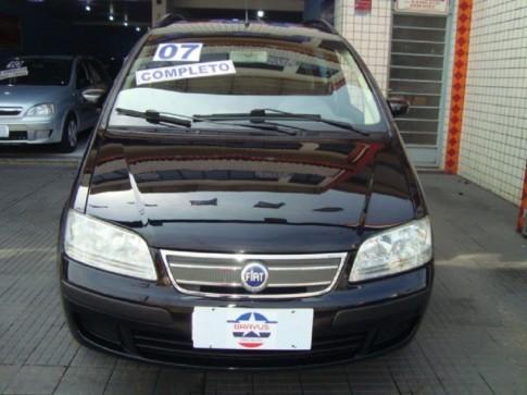 2007 Fiat Idea ELX 1.4 mpi Fire Flex 8V 5p 2007