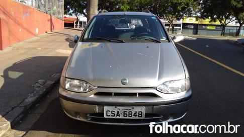 2000 Fiat Palio Weekend 6 marchas 1.0 MPi