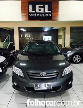 2011 Toyota Corolla Sedan GLi 1.8 16V (flex) (aut)
