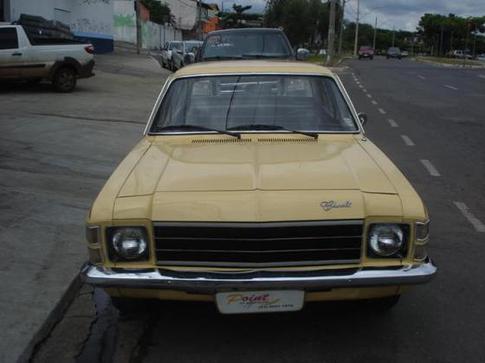 1977 CHEVROLET OPALA 4.1 L 12V GASOLINA 4P MANUAL