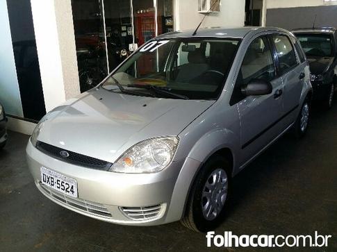 2007 Ford Fiesta Hatch 1.0
