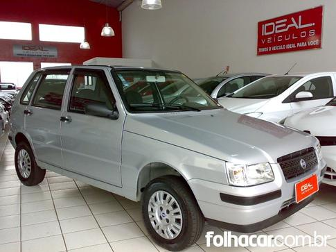 2005 Fiat Uno Mille Fire 1.0 (Flex) 4P