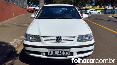 2001 Volkswagen Gol Plus 1.0 8V 2p