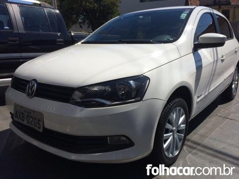 2014 Volkswagen Gol 1.6 VHT (Flex) 4p