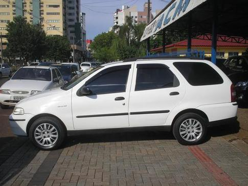 2003 FIAT PALIO 1.3 MPI FIRE ELX WEEKEND 16V GASOLINA 4P MANUAL