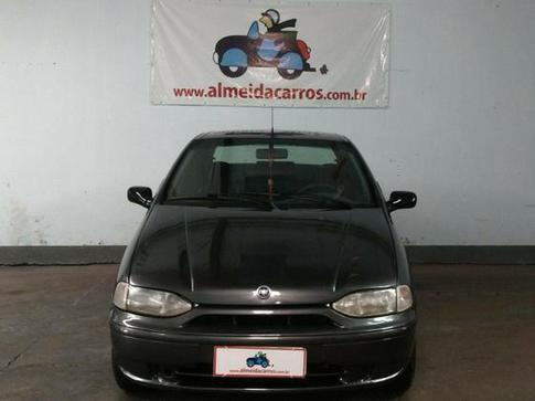 2000 FIAT SIENA 1.0 MPI 6M 8V GASOLINA 4P MANUAL