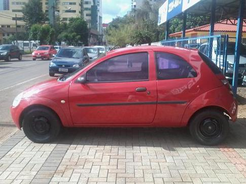 2003 FORD KA 1.0 MPI GL 8V GASOLINA 2P MANUAL