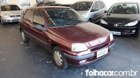 1996 Renault Clio Clio Hatch. RT 1.6 (importado)