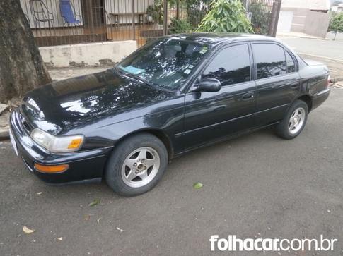 1997 Toyota Corolla Sedan LE 1.8 16V