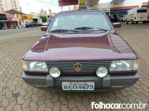 1994 Volkswagen Gol GTS 1.8 S