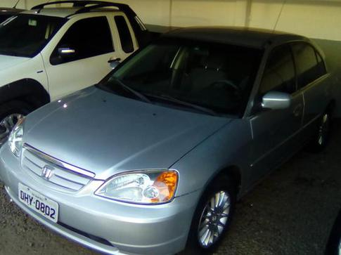 2002 HONDA CIVIC 1.7 EX 16V GASOLINA 4P MANUAL