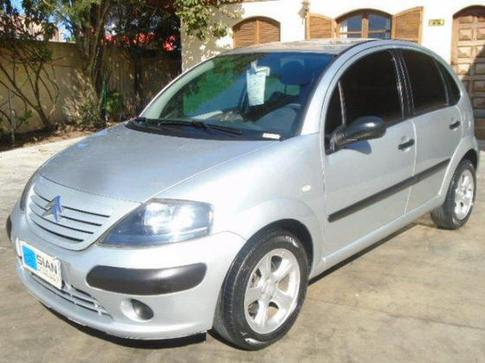 2004 CITROËN C3 1.6 I GLX 16V GASOLINA 4P MANUAL