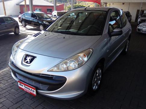 2011 PEUGEOT 207 1.4 QUIKSILVER 8V FLEX 2P MANUAL