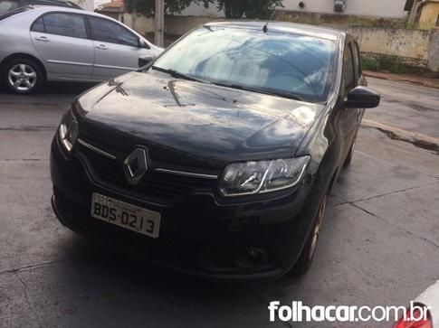 2015 Renault Sandero Expression 1.0 16V (flex)