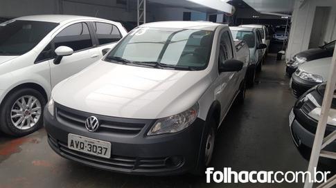 2013 Volkswagen Saveiro 1.6 (flex)