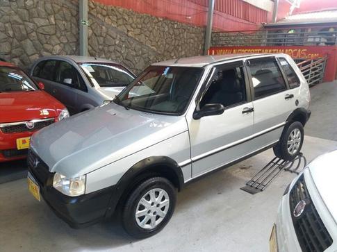 2008 Fiat Uno Mille