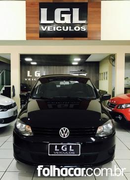 2013 Volkswagen Fox 1.6 VHT (Total Flex)