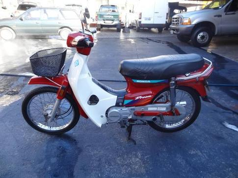 1998 Honda C 100 Dream C 100 Dream