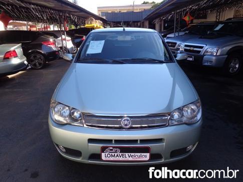 2007 Fiat Palio ELX 1.4 (flex)