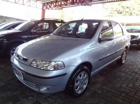 2003 FIAT SIENA 1.8 MPI ELX 8V GASOLINA 4P MANUAL