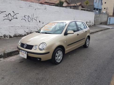 2003 VOLKSWAGEN POLO 1.6 MI 8V GASOLINA 4P MANUAL