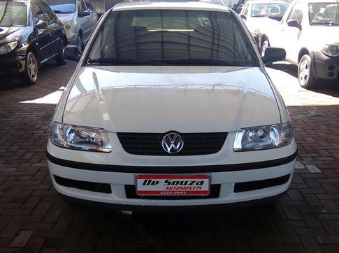 2004 VOLKSWAGEN GOL 1.0 MI CITY 8V GASOLINA 4P MANUAL G.III