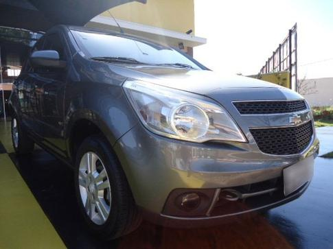 2011 Chevrolet Agile