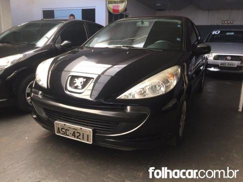 2010 Peugeot 207 Sedan XR 1.4 8V (flex)