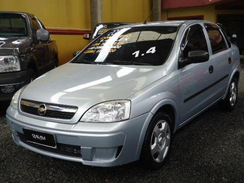 2009 CHEVROLET CORSA 1.4 MPFI MAXX SEDAN 8V FLEX 4P MANUAL