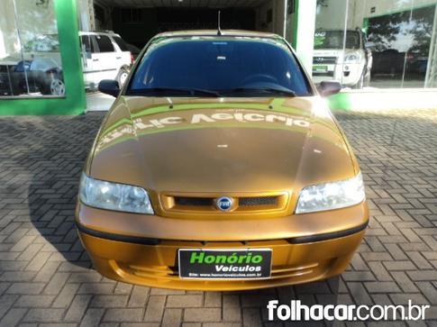 2001 Fiat Palio ELX 1.0 16V Fire 4p