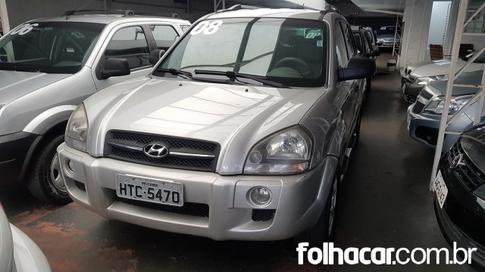 2008 Hyundai Tucson GL 2.0 16V