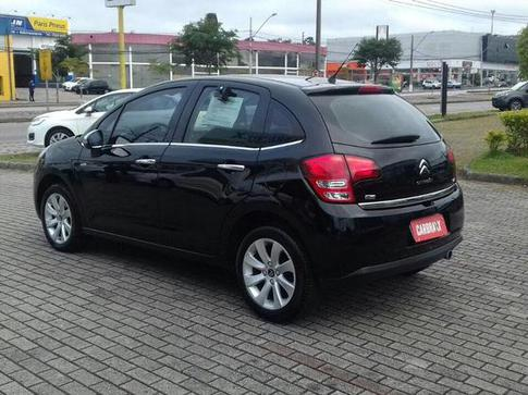 2014 CITROËN C3 1.6 EXCLUSIVE 16V FLEX 4P AUTOMATICO