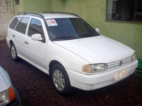1999 Volkswagen Parati