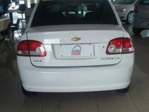 2014 CHEVROLET CLASSIC 1.0 MPFI LS 8V FLEX 4P MANUAL